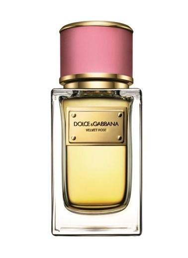 Dolce&Gabbana Dolce Gabbana Velvet Rose EDP 50 ml Kadın Parfüm Renksiz